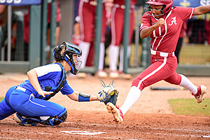 2019 SEC Softball TournamentGame ElevenAlabama v Kentucky May 10, 2019