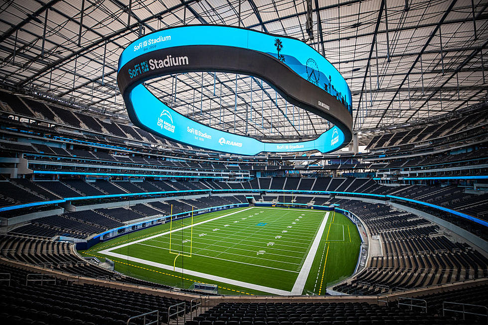 5 Billion Sofi Stadium Becomes New Home For La Rams Chargers