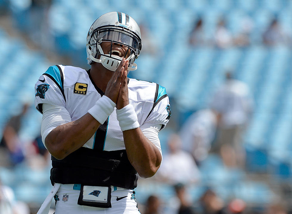online retailer 556f0 88820 Cam Newton Thinks It's Funny to Hear 'Females' Talk About ...
