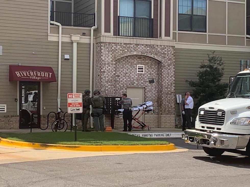Domestic Violence Draws SWAT Team to Tuscaloosa Apartments