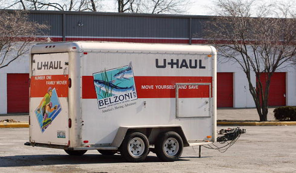 Thieves Steal U-Haul with a Dead Body Inside