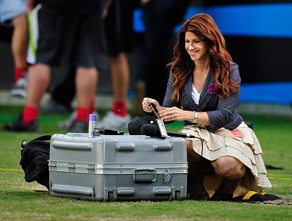 What happened to ESPN's Rachel Nichols?