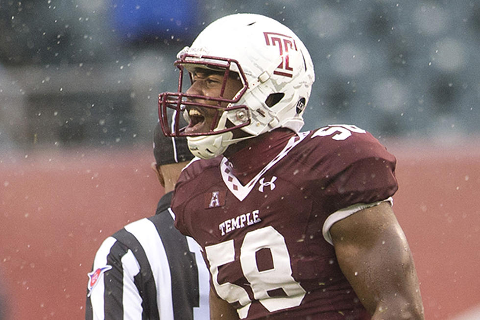 premium selection 8b711 04313 Temple University Suspends 2 Football Players after Arrests