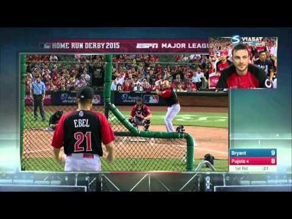 Rewatch The Entire 2015 Mlb Home Run Derby In Cincinnati