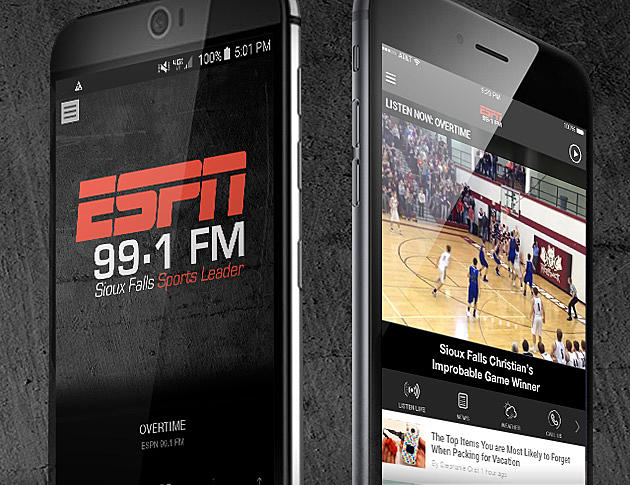 Download the ESPN 99 1 Mobile App - ESPN 99 1