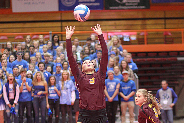 Avery Thorson Named Gatorade State Volleyball Player of Year