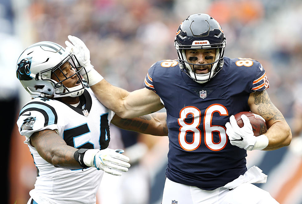 the best attitude 9505f bab6b Chicago Bears Sign Injured Zach Miller to New One-Year Contract