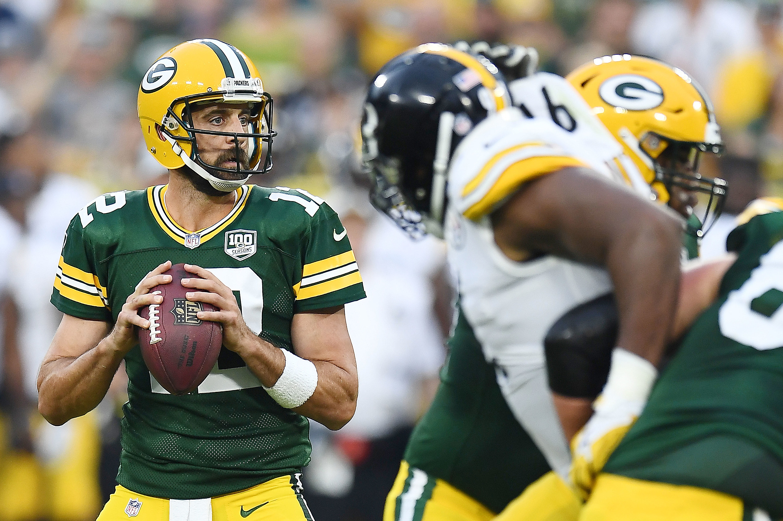 Green Bay Packers Season Begins in Chicago September 5