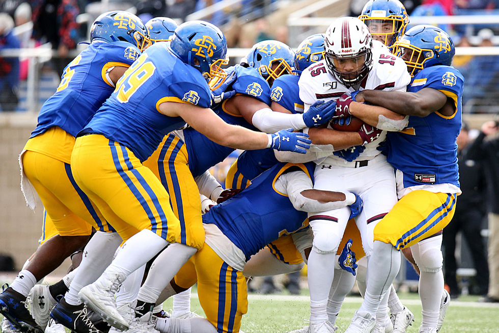 South Dakota State Preview 3 Jackrabbits At 17 Youngstown St