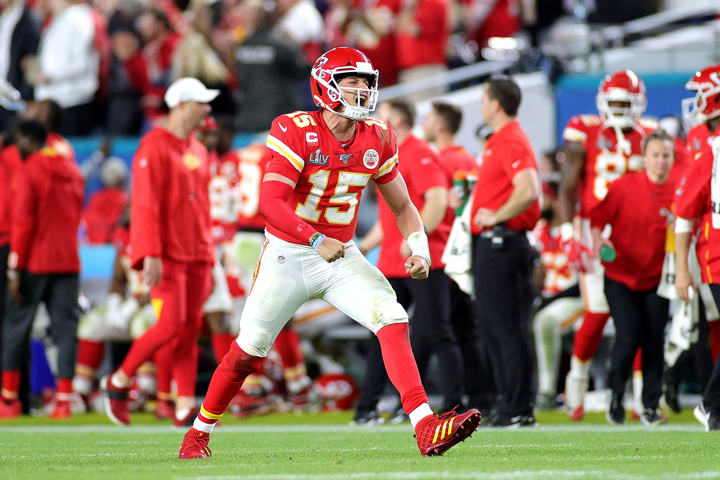Mahomes Cleared to Play on Sunday in AFC Title Game