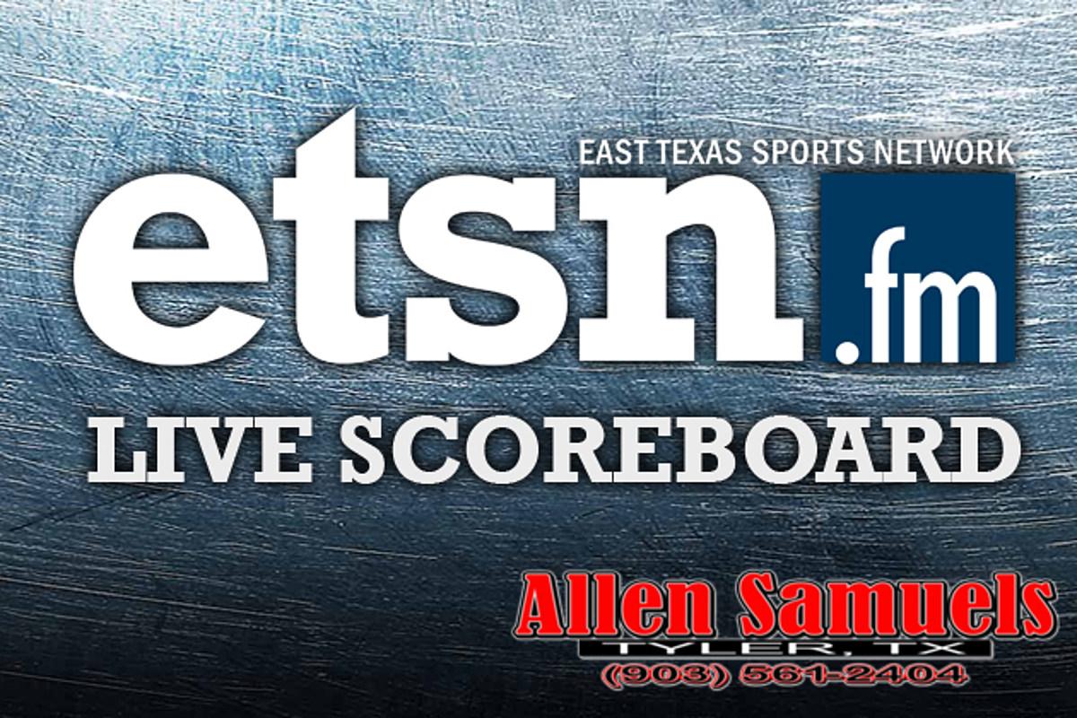 Week 9 East Texas Football Scoreboard