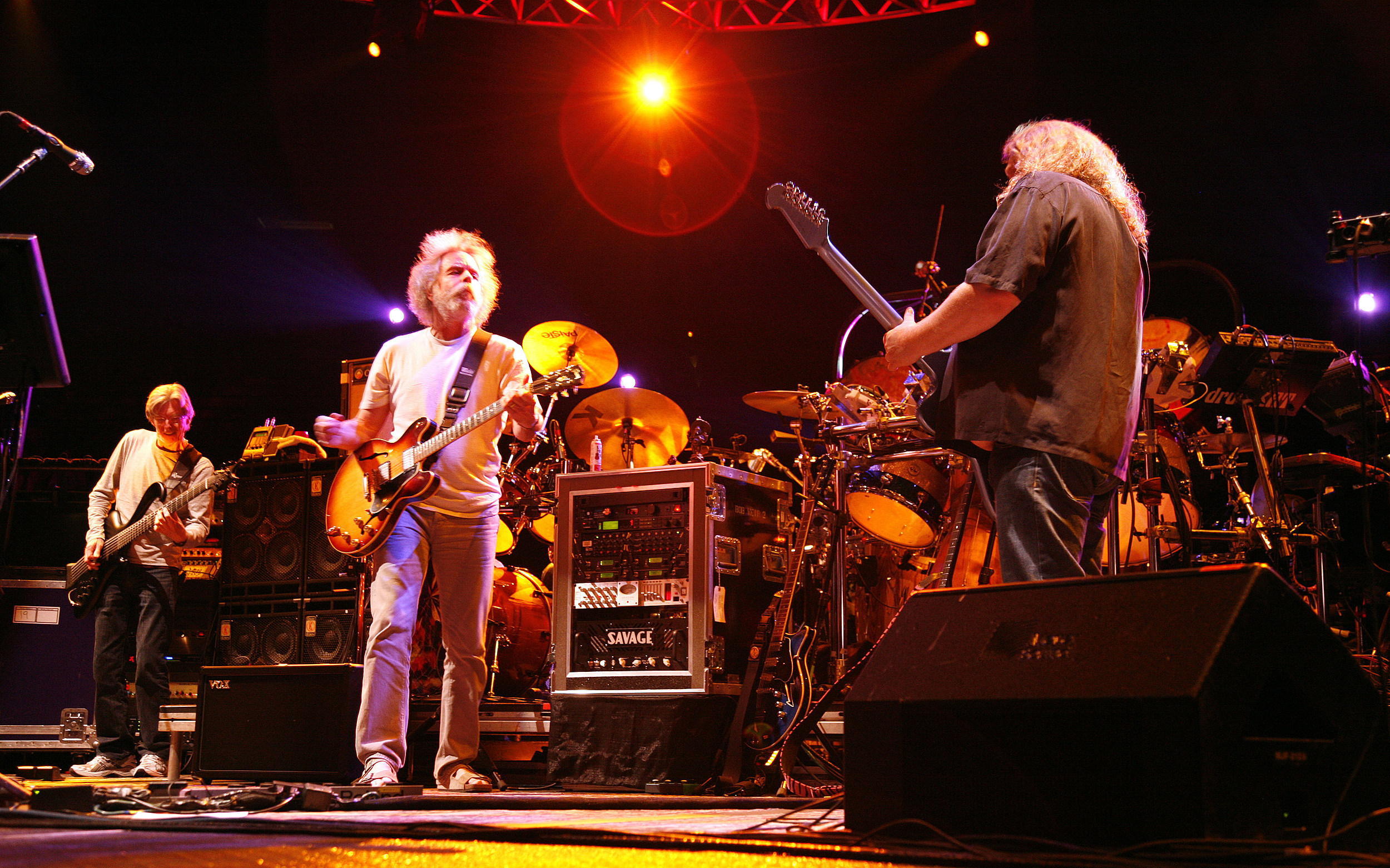 Who Played in Maine the Most? Phish or The Grateful Dead