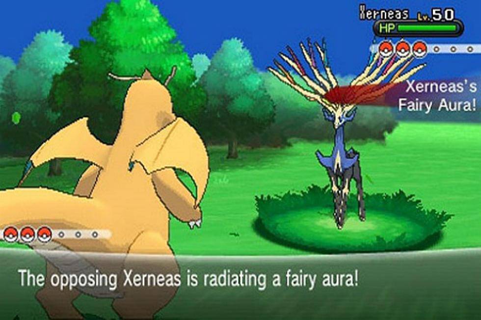 free pokemon in x