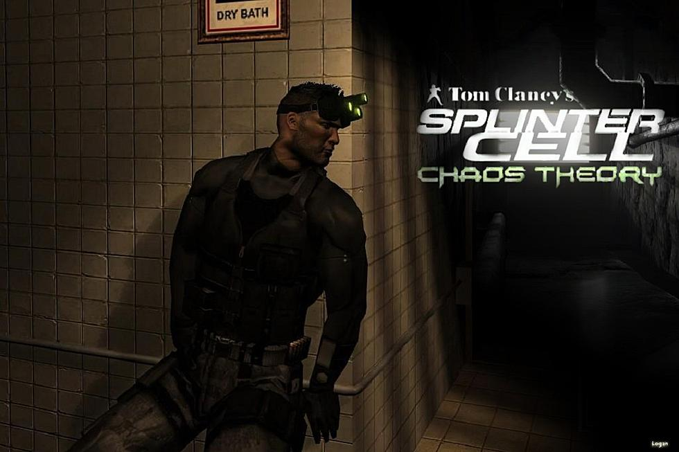 Skirting The Rulebook Celebrating Splinter Cell Chaos Theory