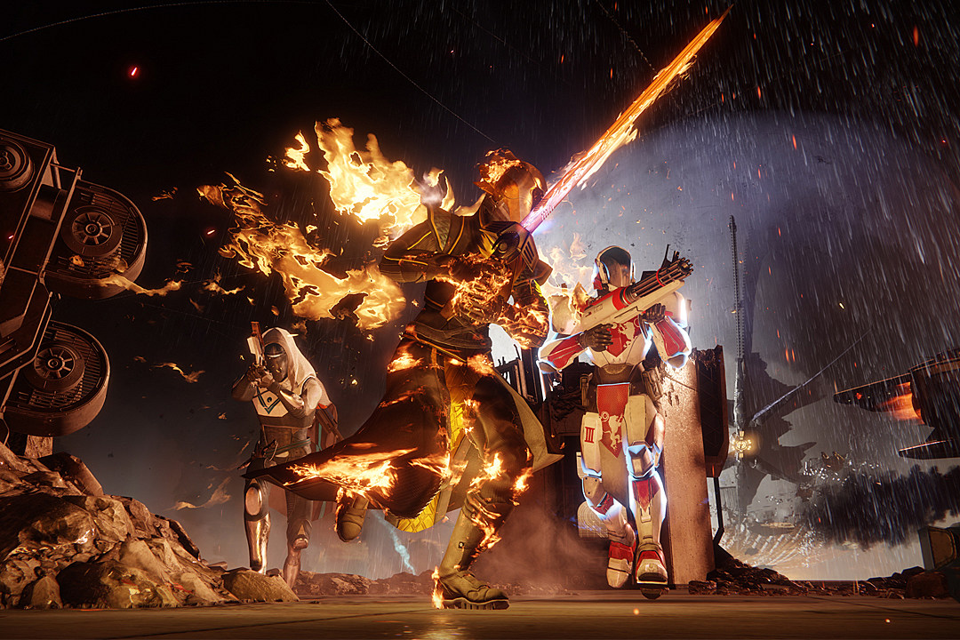 Destiny 2 Campaign Hands-On: The Cabal Crash Homecoming