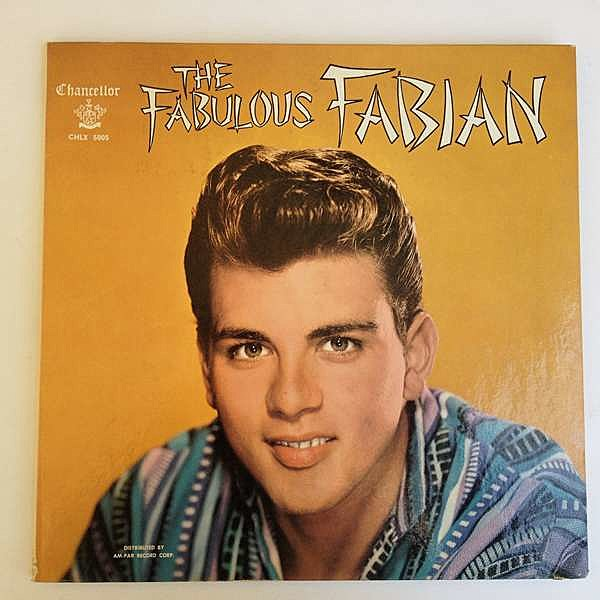 Thursday Oldies Flashback: Who Remembers Fabian? (VIDEO)