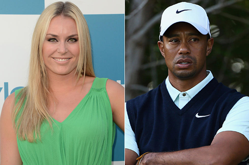 Tiger Woods Dating Lindsey