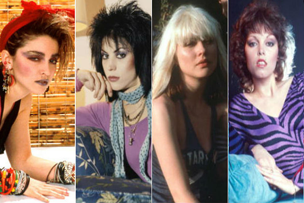 Then + Now: Your Favorite '80s Female Pop Stars