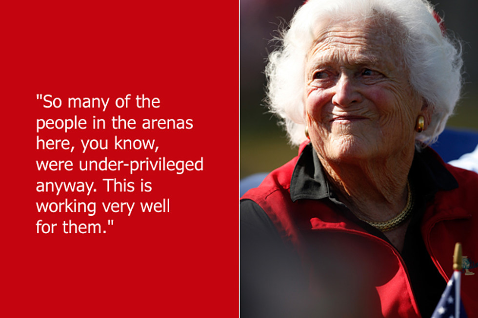 Barbara Bush Quotes Dumb Celebrity Quotes – Barbara Bush Barbara Bush Quotes
