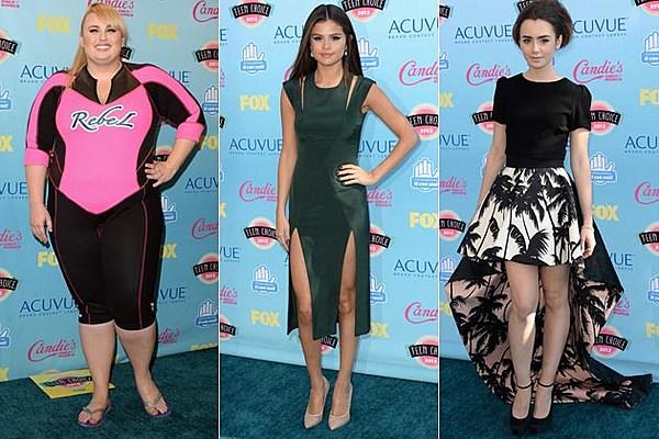 2013 Teen Choice Awards Red Carpet Photos