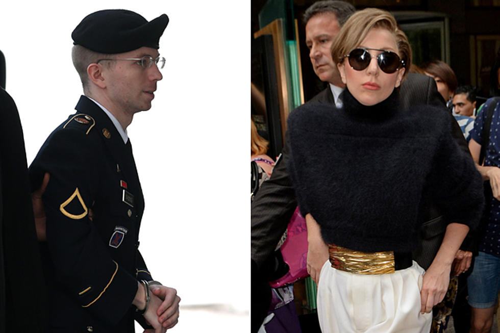 Lady Gaga 'Devastated' by Bradley / Chelsea Manning Ruling
