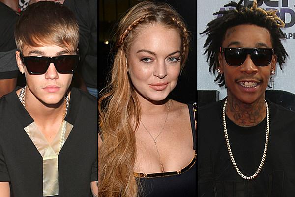 Kanye West Wiz Khalifa Tweets; Celebrity Twitter feuds ...