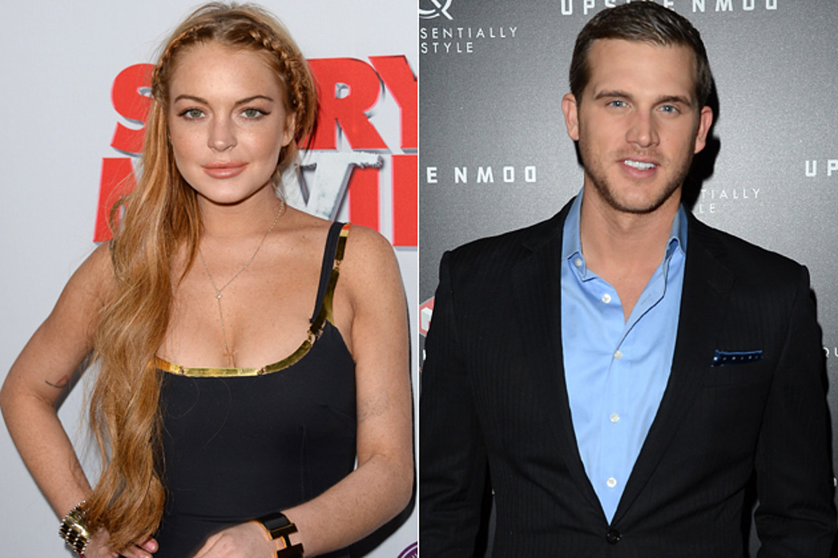 Lindsay Lohan Allegedly Has a New Man in Her Life, Matt