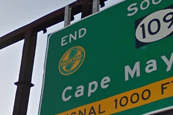 Message over garden state parkway tackles our biggest - Garden state parkway gas stations ...