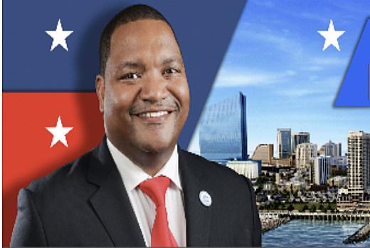 Atlantic City Mayor Marty Small Photo