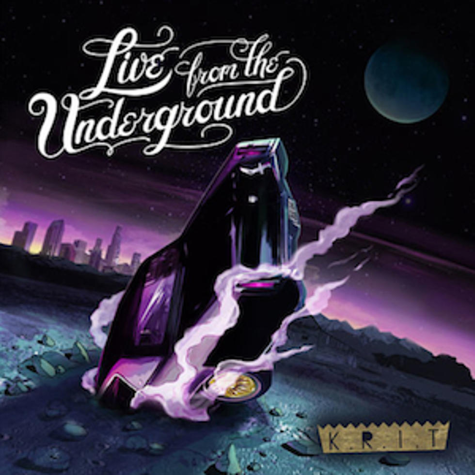 Best Hip-Hop Albums of 2012: 'Live From the Underground