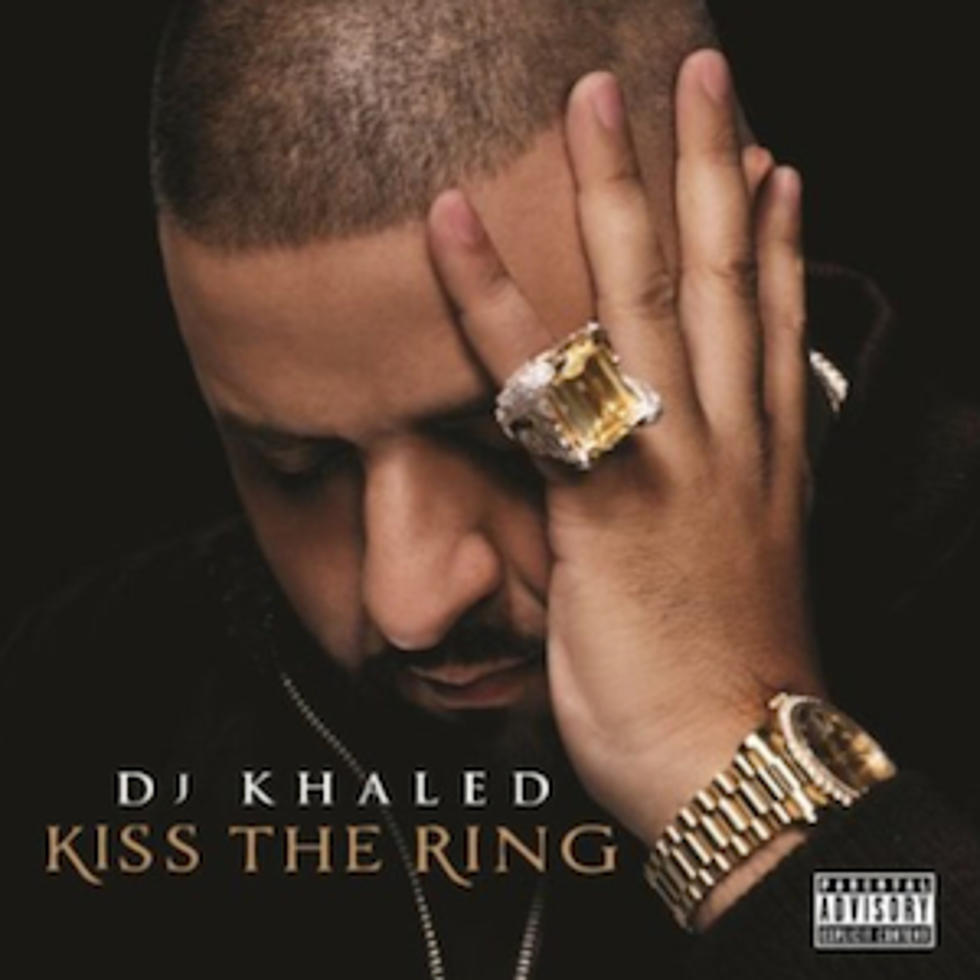 Best Hip-Hop Albums of 2012: 'Kiss the Ring,' DJ Khaled