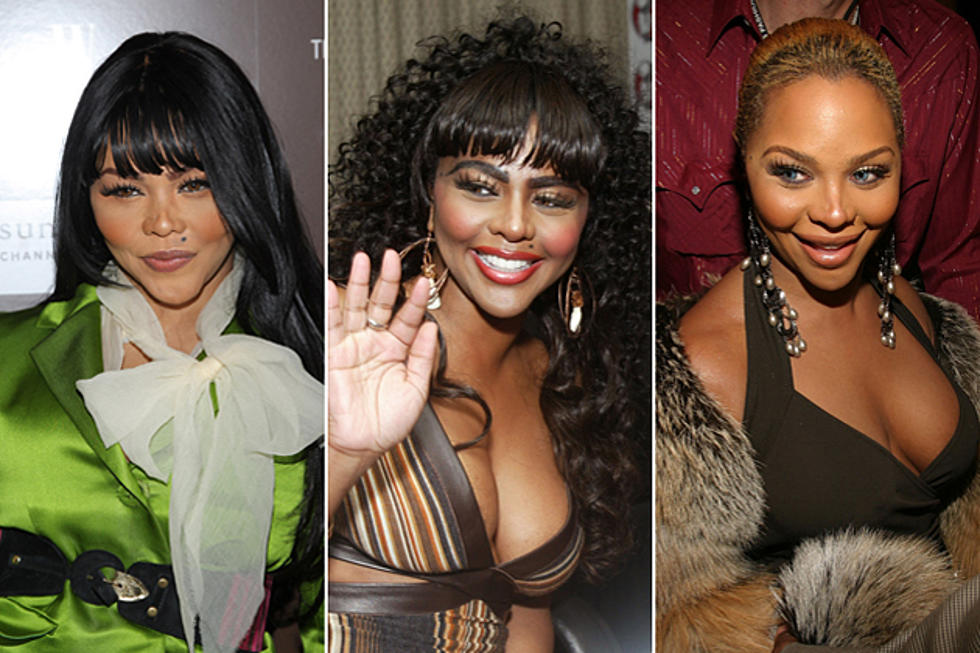 Lil Kim S Face Transformation Through The Years