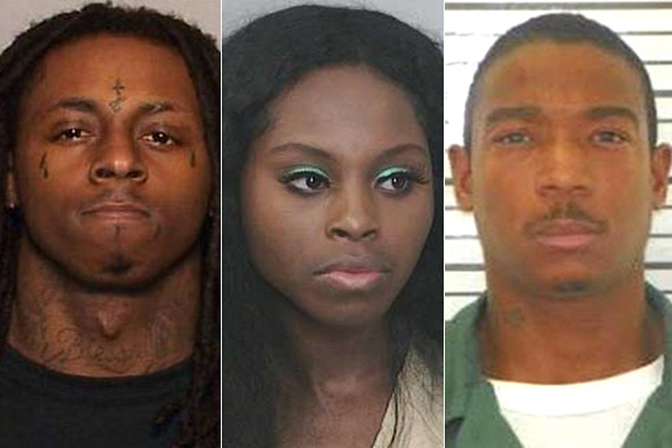 100 Hip-Hop Mugshots: Stories Behind the Most Notorious Arrests