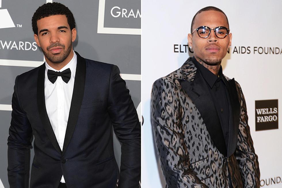 Drake Throws More Shots at Chris Brown, Talks Rihanna
