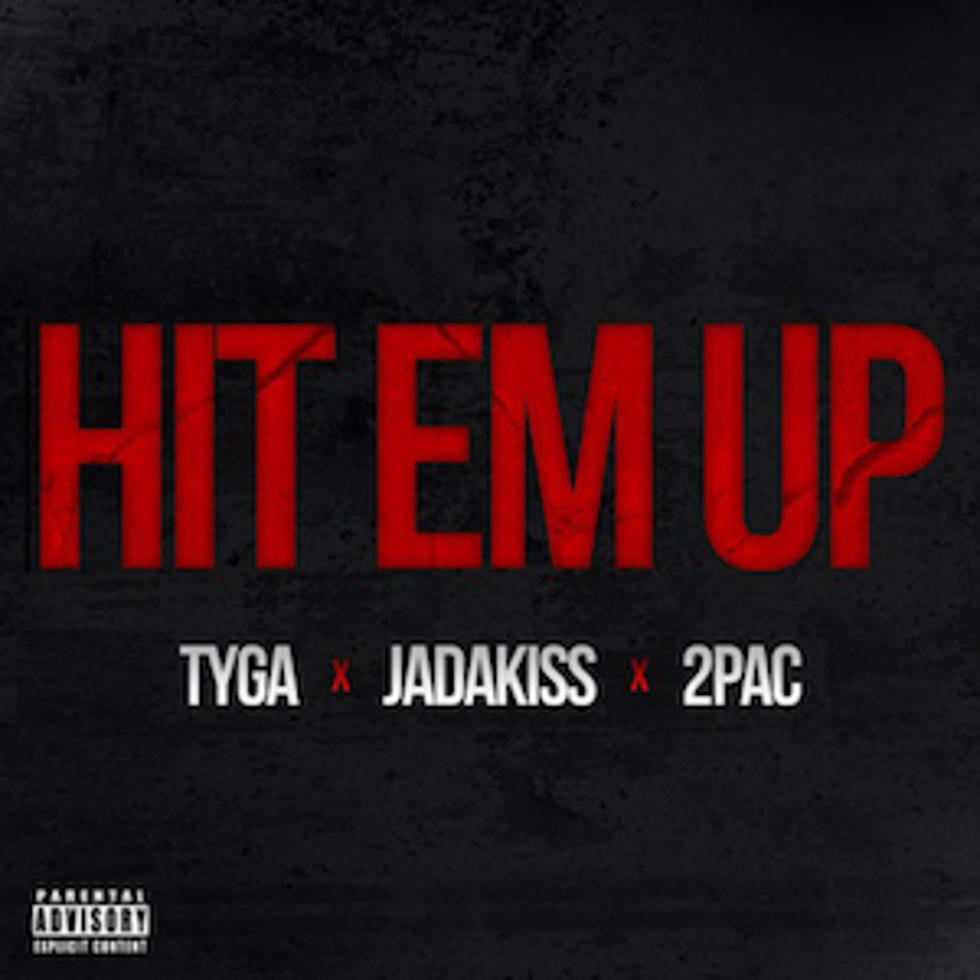 Tyga Enlists Jadakiss, Tupac Shakur for 'Hit Em Up'