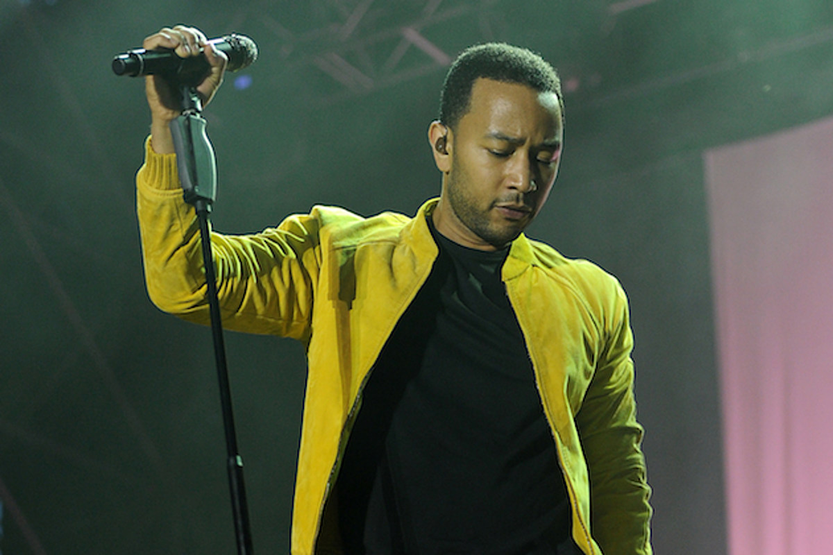 John Legend Unveils Cover Art, Tracklist to 'Love in the ...