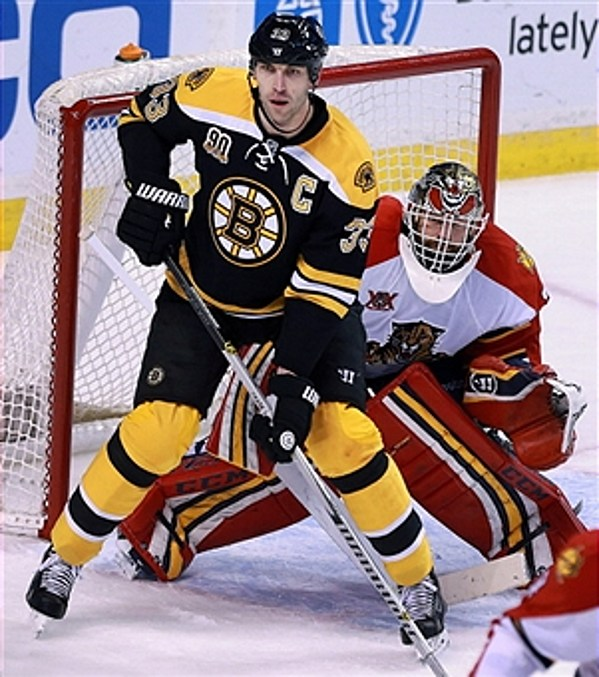 NHL Players: Chara Toughest To Play Against