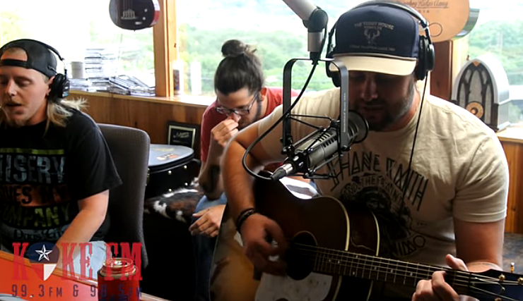 WATCH: Koe Wetzel Debuts Song So New It Doesn't Have a Name