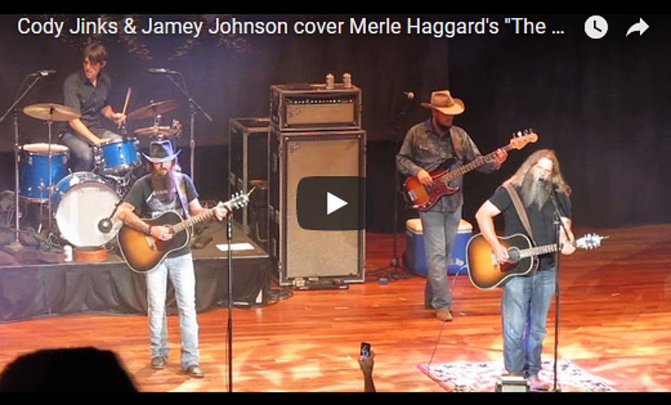 Cody Jinks & Jamey Johnson Cover Merle Haggard's 'The Way I Am'