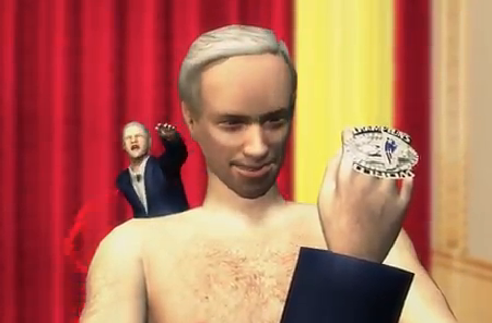 Taiwanese Animation Vladmir Putin Steals New England Patriots Super Bowl Ring Video
