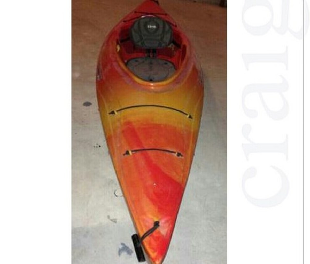 El Paso Tries to Sell Kayak on Craigslist with Creative Words