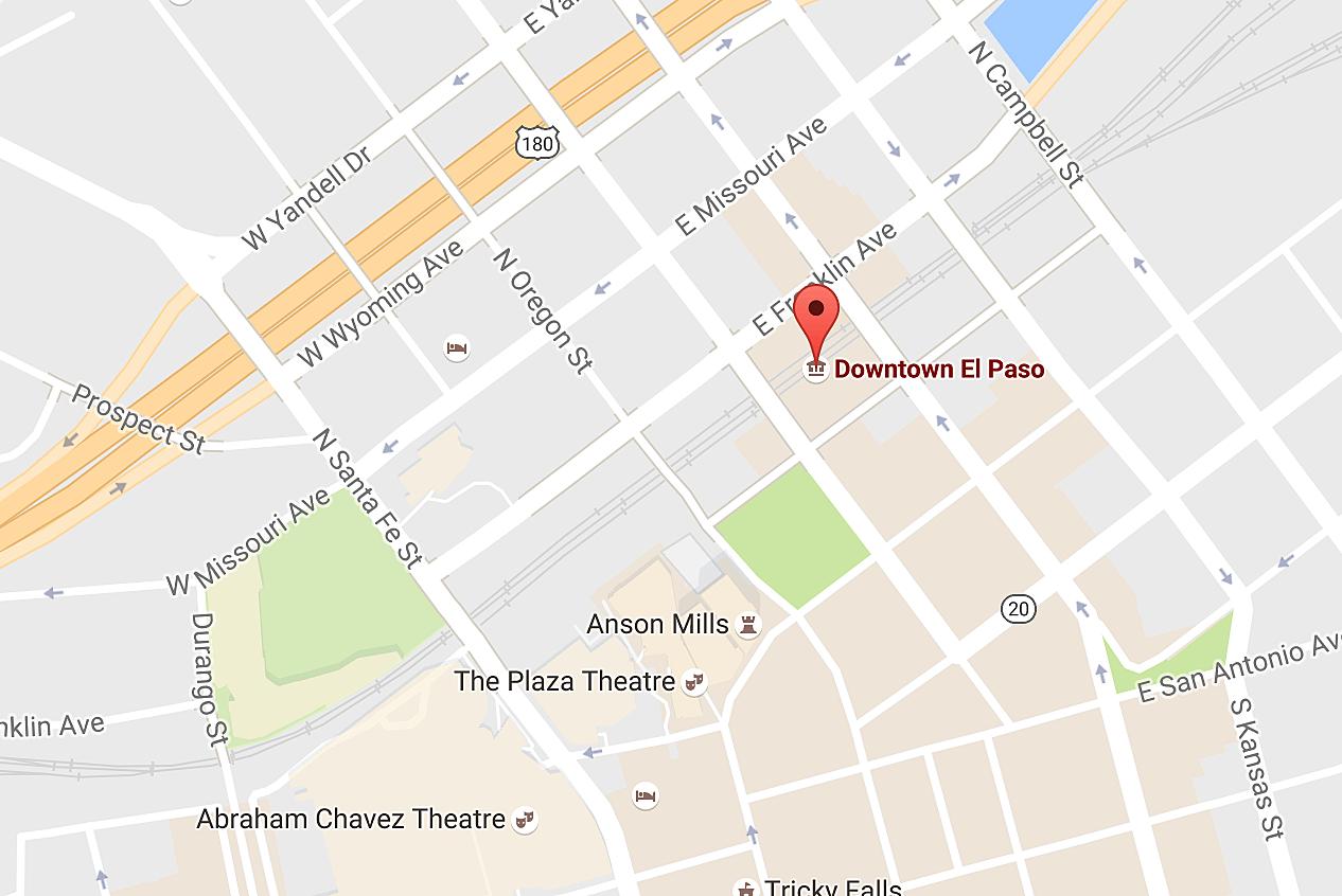 Looking for a Job? Be an El Paso Downtown Ambassador