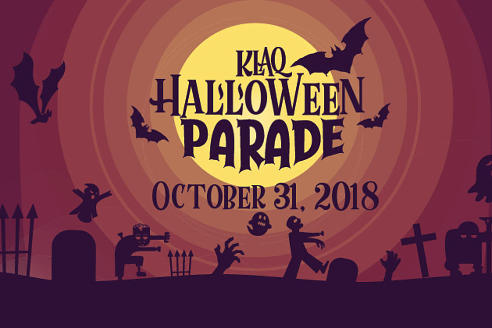 Klaq Halloween Parade 2020 Get Spooky with Us at the 2018 KLAQ Halloween Parade