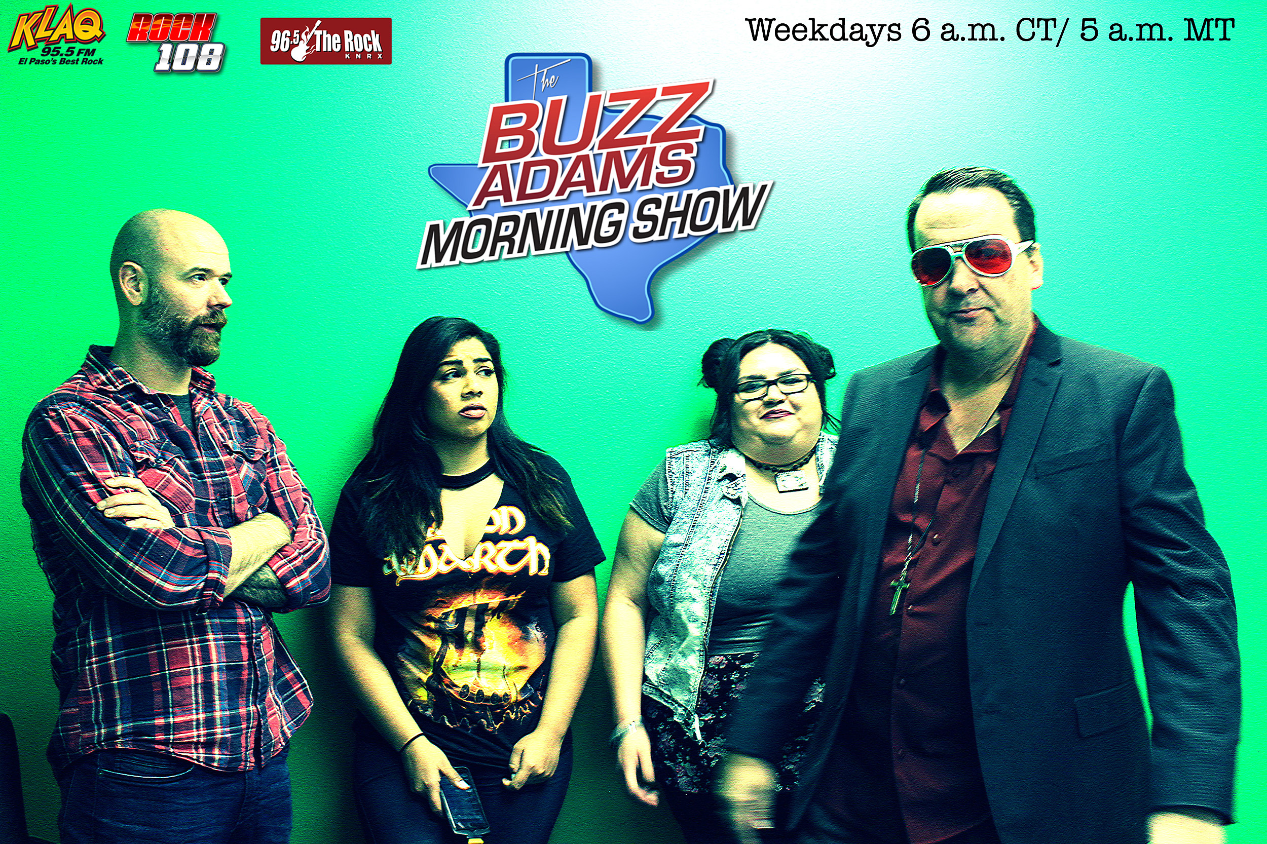 Buzz Adams Morning Show