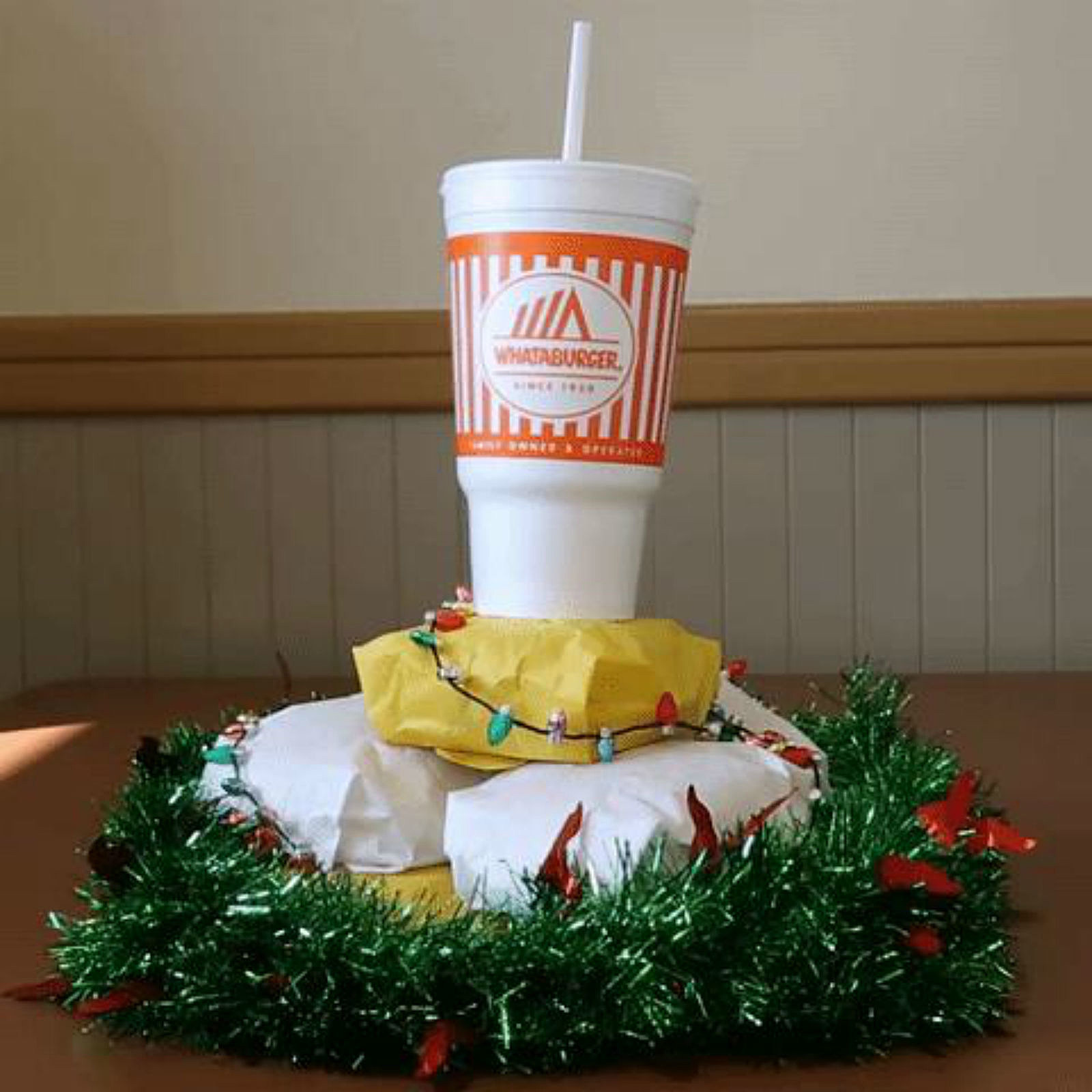 c5089390776 Environmental Group asks Whataburger to Replace Styrofoam Cups