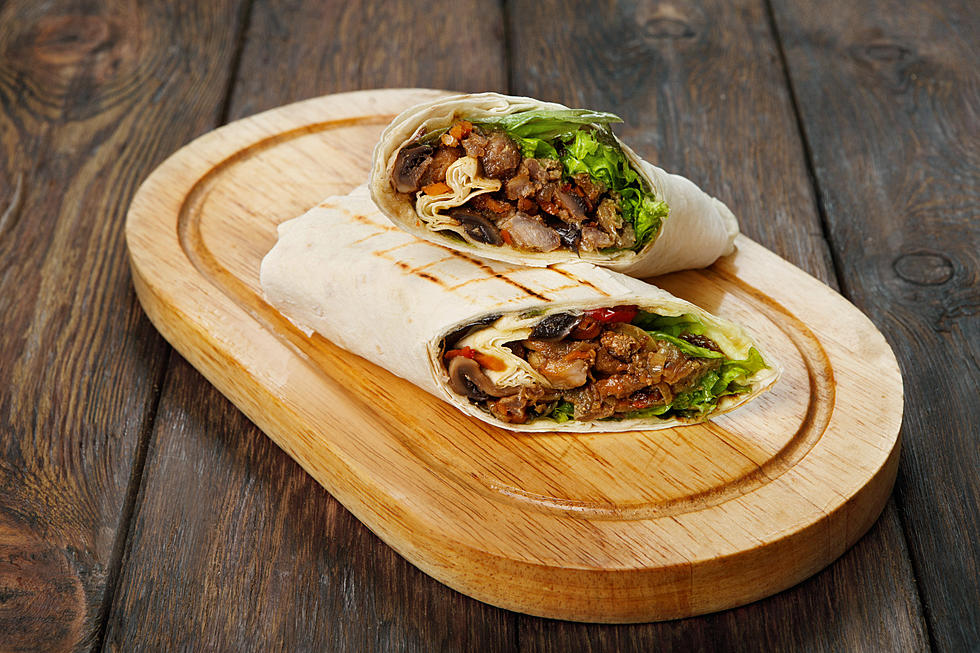 Today Is National Burrito Day Here Are The Deals