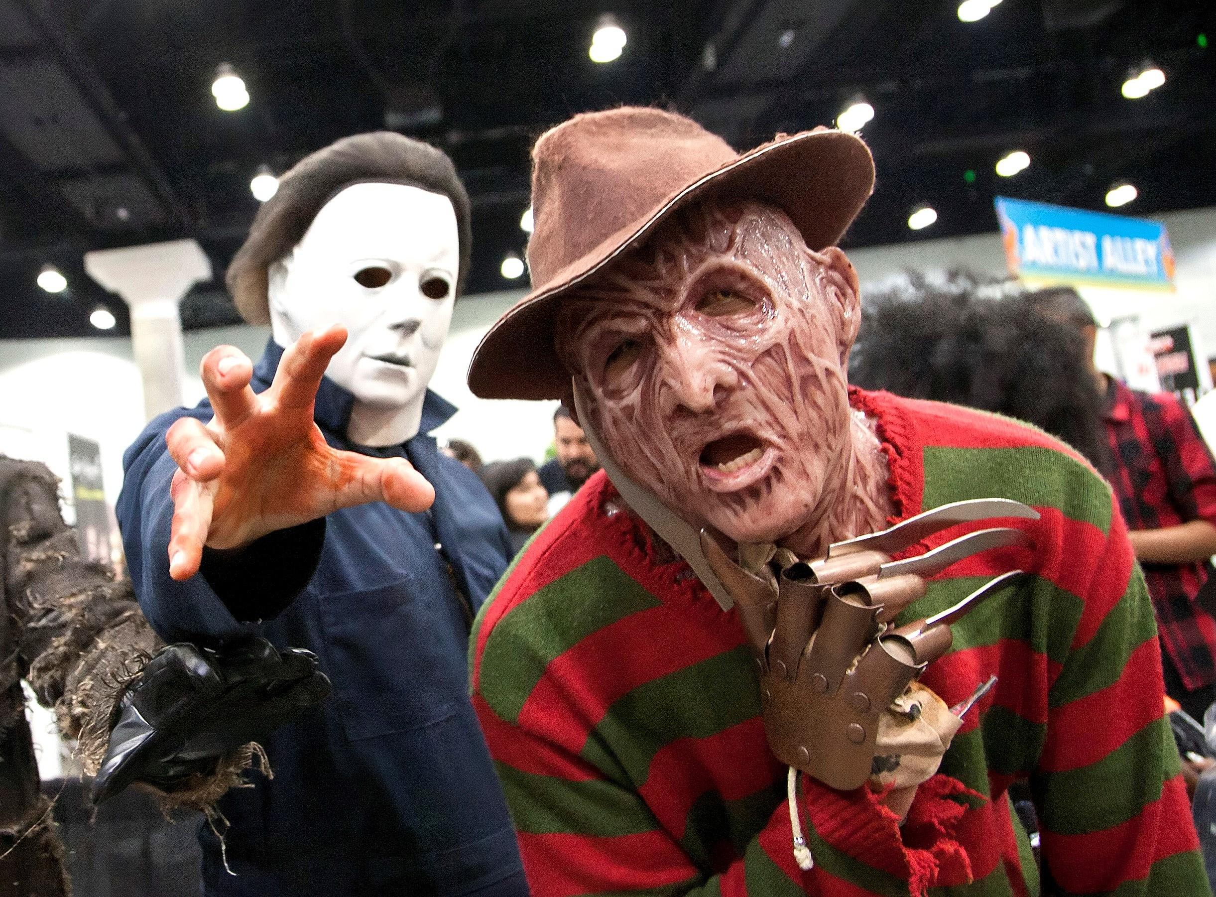 Monster Madness Finals - Freddy Krueger vs Michael Myers