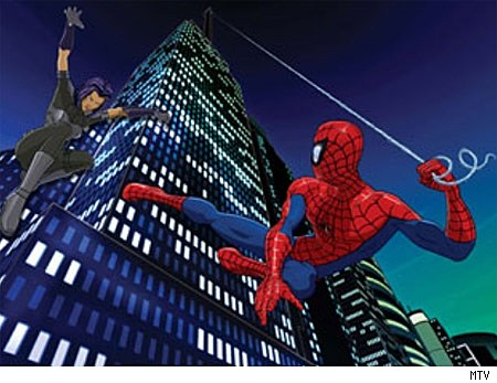 Animated Spider-Man image