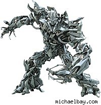 Transformers: The Movie, Megatron image