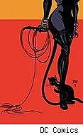 Catwoman: When in Rome TP cover